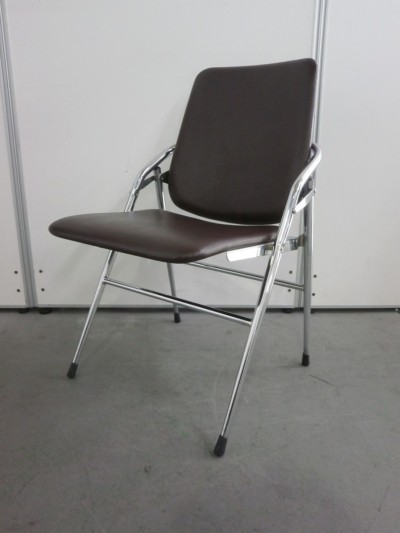 ホウトク 折畳パイプイス  中古|オフィス家具|ミーティングチェア
