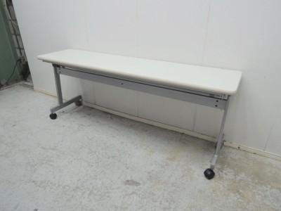 ハイテクウッド サイドスタックテーブル  中古|オフィス家具|ミーティングテーブル|サイドスタックテーブル