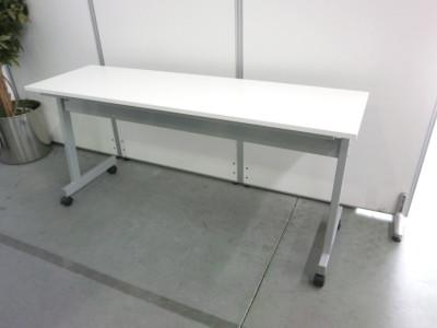 サイドスタックテーブル  中古 オフィス家具 ミーティングテーブル サイドスタックテーブル