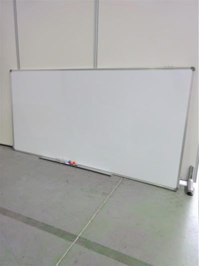 ティ・シー・シー 1800壁掛ホワイトボード 中古|オフィス家具|ホワイトボード