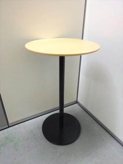 ウチダ(内田洋行) 丸テーブル  中古 オフィス家具 ミーティングテーブル