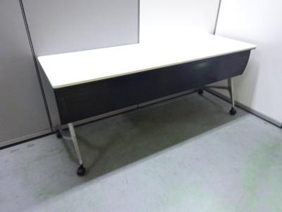 ウチダ(内田洋行) 平行スタックテーブル 中古 オフィス家具 ミーティングテーブル