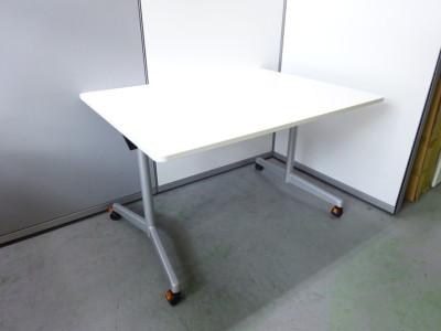 ウチダ(内田洋行) ミーティングテーブル 中古 オフィス家具 ミーティングテーブル