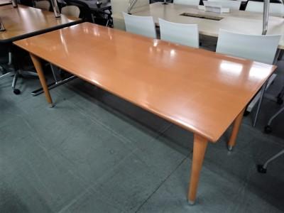 パブリック ミーティングテーブル  中古 オフィス家具 ミーティングテーブル
