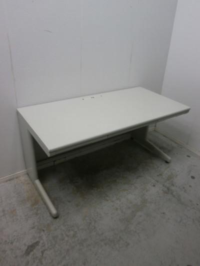 プラス 1400平デスク  中古|オフィス家具|事務デスク|OAデスク