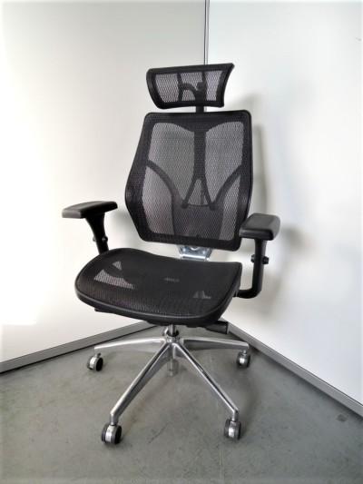 JOINTEX(ジョインテックス) 肘付OAチェア 中古|オフィス家具|事務イス