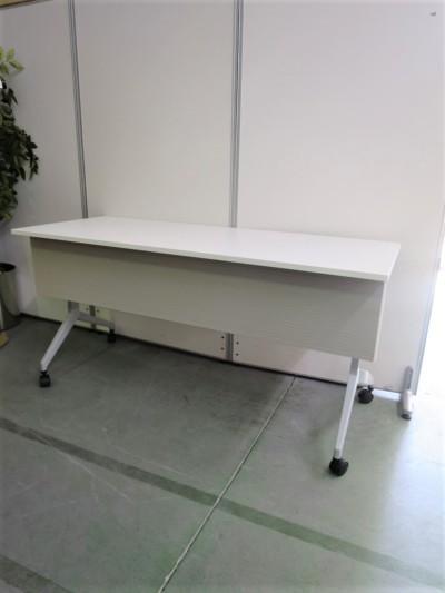 ウチダ(内田洋行) 平行スタックテーブル 中古|オフィス家具|ミーティングテーブル|サイドスタックテーブル