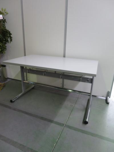 ウチダ(内田洋行) 食堂テーブル  中古|オフィス家具|ミーティングテーブル