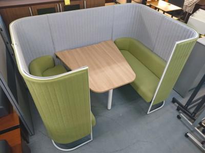 コクヨ ミーティングブース 中古|オフィス家具|応接家具