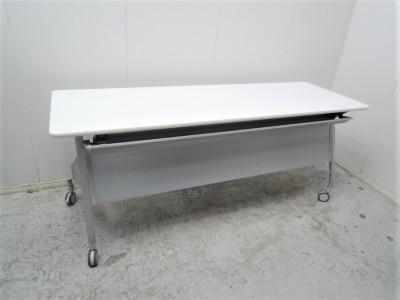 コクヨ エピファイスタックテーブル10台セット 中古|オフィス家具|ミーティングテーブル