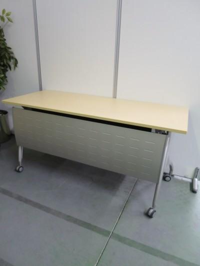 イトーキ 平行スタックテーブル 中古|オフィス家具|ミーティングテーブル
