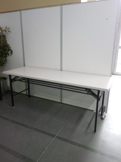 ダイセン 折畳会議テーブル 買取しました!