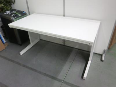 イナバ 1400平デスク 中古|オフィス家具|OAデスク