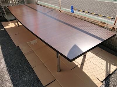 3600ミーティングテーブル 中古|オフィス家具|ミーティングテーブル