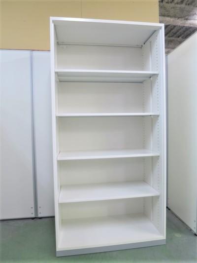 イナバ  オープン書庫  中古|オフィス家具|書庫