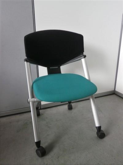 コクヨ ネスティングチェア 中古|オフィス家具|ミーティングチェア