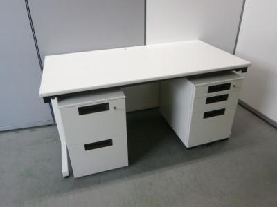 プラス 1400システムデスク  中古|オフィス家具|事務机