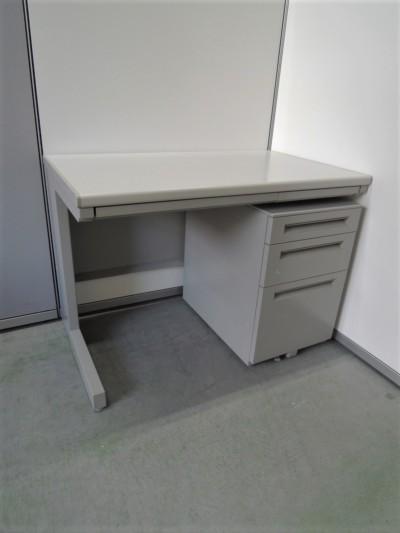 ウチダ(内田洋行) 1000システムデスク 中古|オフィス家具|事務机