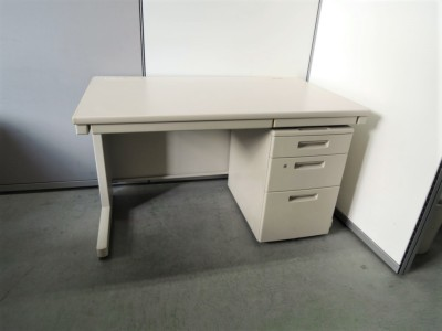 コクヨ 1200システムデスク 中古|オフィス家具|事務机
