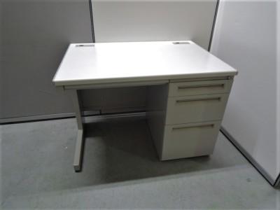 ウチダ(内田洋行) 1000片袖デスク 中古|オフィス家具|事務机