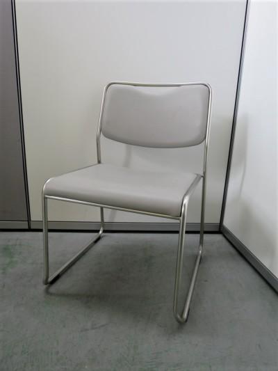 ウチダ(内田洋行) スタッキングチェア 中古|オフィス家具|ミーティングチェア