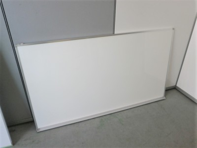 1600壁掛ホワイトボード  中古|オフィス家具|ホワイトボード