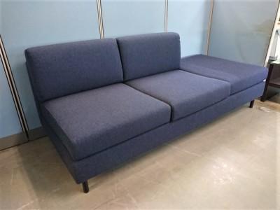 コクヨ 3人掛けソファ 中古|オフィス家具|応接家具
