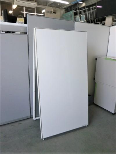 ウチダ(内田洋行) W900ホワイトボードパネル 中古|オフィス家具|ホワイトボード