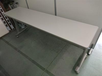 オカムラ サイドスタックテーブル 中古|オフィス家具|書庫