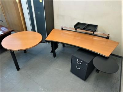 vitra/ヴィトラ  マネージメントデスクセット  中古|オフィス家具|役員デスク