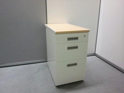 トヨセット サイドデスク  中古|オフィス家具|事務デスク|脇机