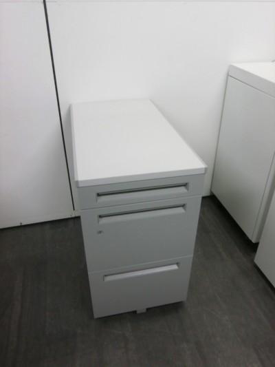 ウチダ(内田洋行) サイドデスク 中古|オフィス家具|事務デスク|脇机
