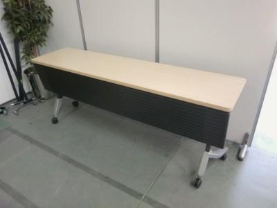 コクヨ 平行スタックテーブル  中古|オフィス家具|ミーティングテーブル|サイドスタックテーブル