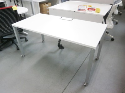 コクヨ 1400スタンダードテーブル 中古|オフィス家具|OAデスク