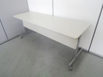 井上金庫 サイドスタックテーブル  中古|オフィス家具|サイドスタックテーブル
