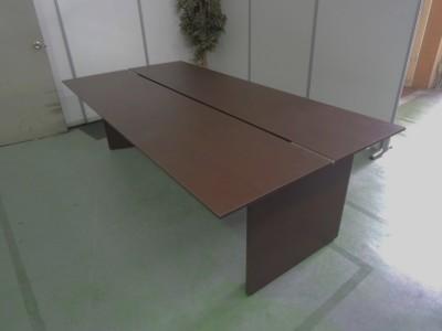 イトーキ 2400ミーティングテーブル 中古|オフィス家具|ミーティングテーブル