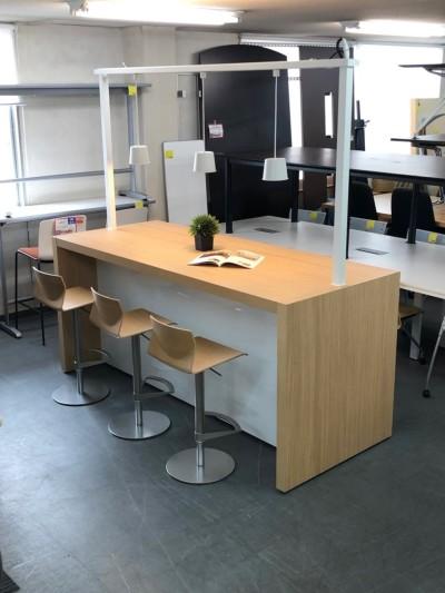 コクヨ ビックテーブル  中古|オフィス家具|ミーティングテーブル