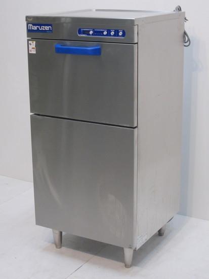 マルゼン 食器洗浄機・フロントローディングタイプ買取しました!