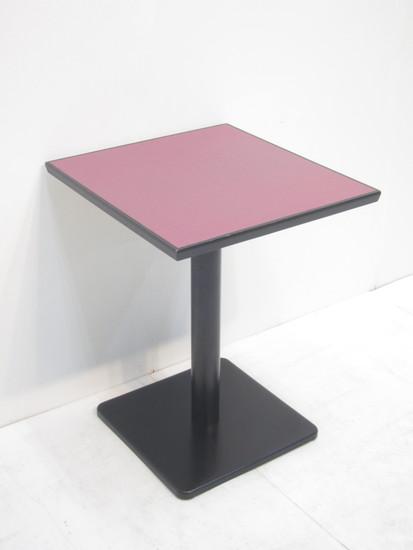 店舗用 テーブル 天板紫色(紫式部)買取しました!