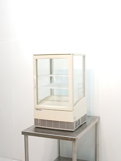 パナソニック 卓上4面冷蔵ショーケース買取しました!