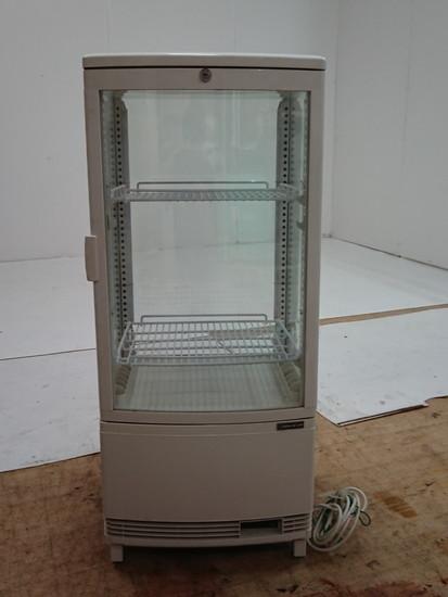 レマコム 卓上4面冷蔵ショーケース買取しました!