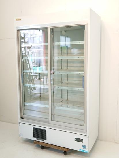 大和冷機 リーチイン冷蔵ショーケース買取しました!