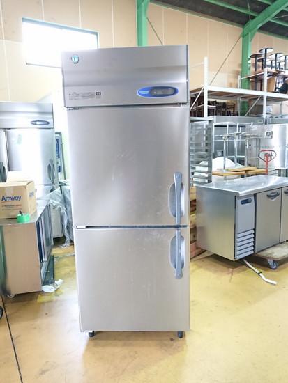 ホシザキ電機 タテ型冷蔵庫買取しました!