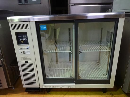 福島工業 テーブル型冷蔵ショーケース買取しました!