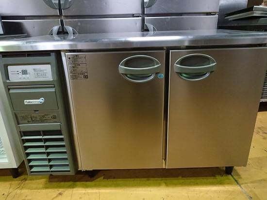 福島工業 台下冷凍冷蔵庫買取しました!