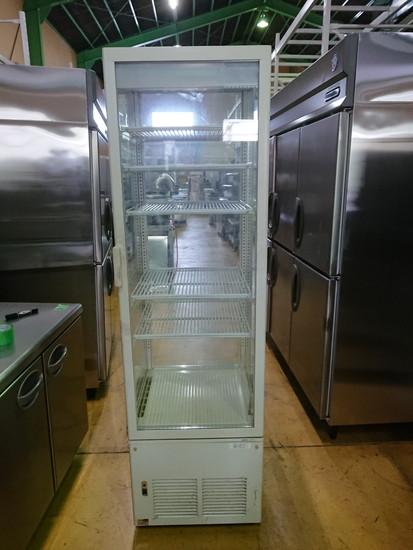 サンヨー 4面冷蔵ショーケース買取しました!