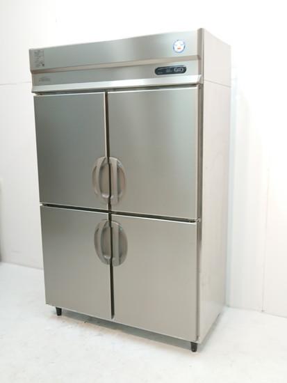 福島工業 縦型冷凍冷蔵庫買取しました!