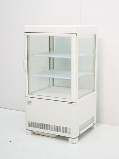 サンデン 卓上4面冷蔵ショーケース買取しました!