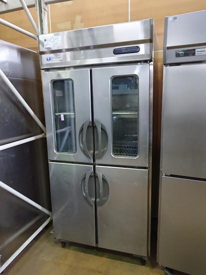 福島工業タテ型冷蔵庫URN-30RM1-F