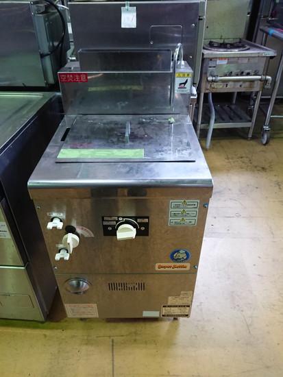 北沢産業 ガスゆで麺機 都市ガス買取しました!